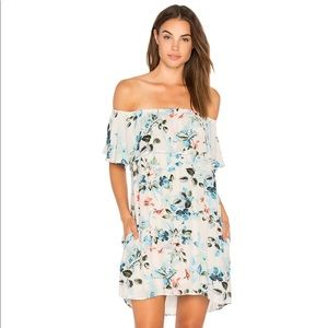 Sanctuary clothing Stella Dress in Havana Floral M